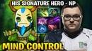 Mind_Control with his Signature Hero - Nature Prophet