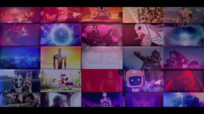 LOVE DEATH ROBOTS ¦ Official Trailer [HD] ¦ Netflix