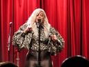 Bebe Rexha performs I'm a MessAcoustic Acapella in LA 8-13-18