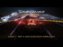 David Gilmour - 2017 - Live At Pompeii Bluray 2 Part 4 Gavin Elder South America 2015