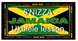 5'nizza - Ямайка, ukulele tutorial