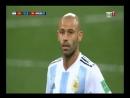 2018 FIFA WORLD CUP RUSSIA- Argentina v Croatia اهداف مباراة الأرجنتين وكرواتيا
