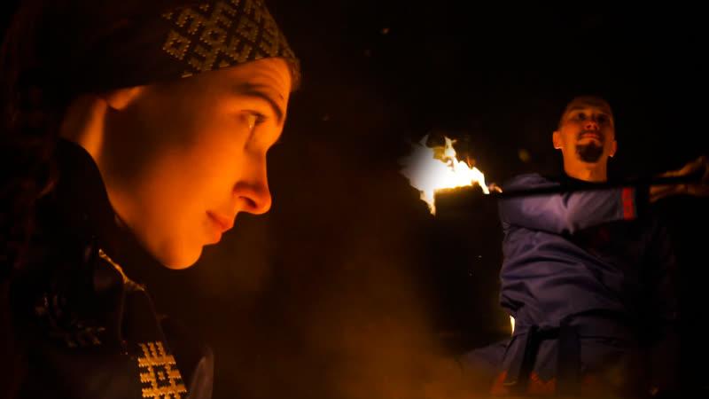 Творческий коллектив Гардарика выступление на Рождественском фестивале 20.01.19
