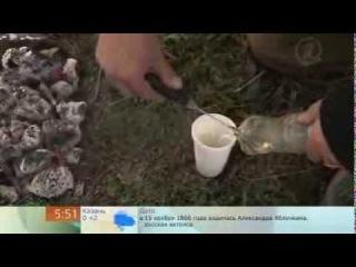 Как вскипятить воду в пластиковой бутылке