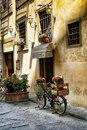 На улицах Флоренции, Италия