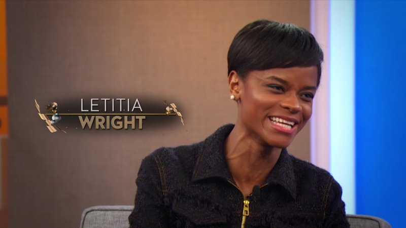 "FRIDAY: ""Fuller House"" Star Lori Loughlin ""Black Panther"" Star Letitia Wright!"
