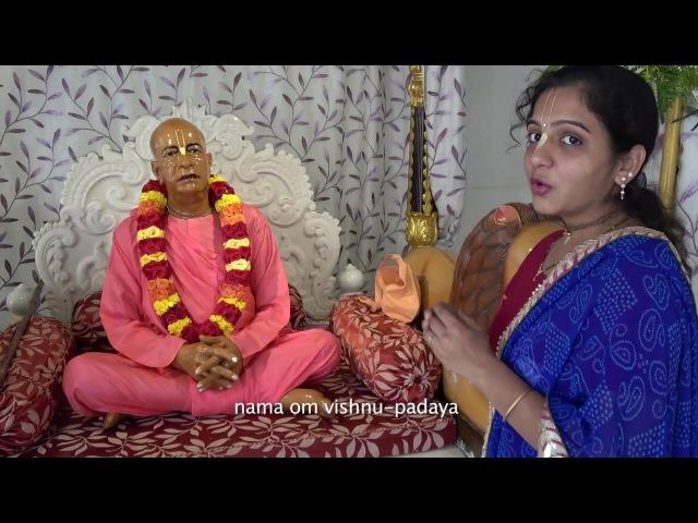 Hare Krishna Maha Mantra/ K'naan Cover /by harivallabha