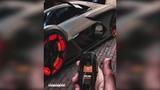 Lamborghini Terzo Millennio Concept Key Super cars
