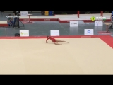Laurie Denommee CAN FX EF @ Portugal 2018