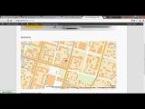 Урок 9 Интерактивная карта для вашего сайта (2Gis, Google, Yandex)