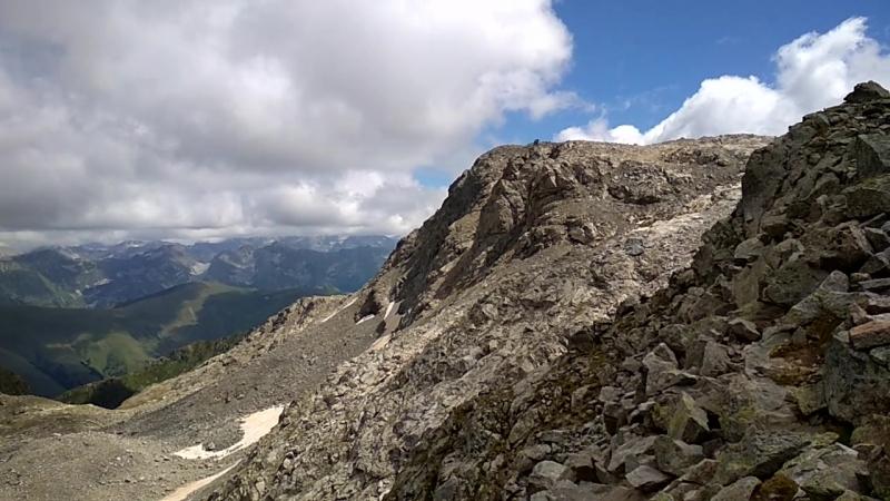 Перевал Кара Джаш 3024 м