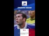 Звезда ЧМ-1998 Зинедин Зидан