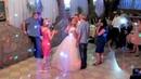 Танец папы и дочки, мамы и сына на свадьбе 2018 Запорожье ведущая тамада Мария