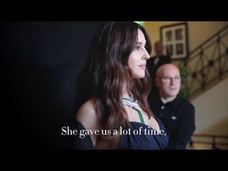 Monica bellucci for gala croisette 2019