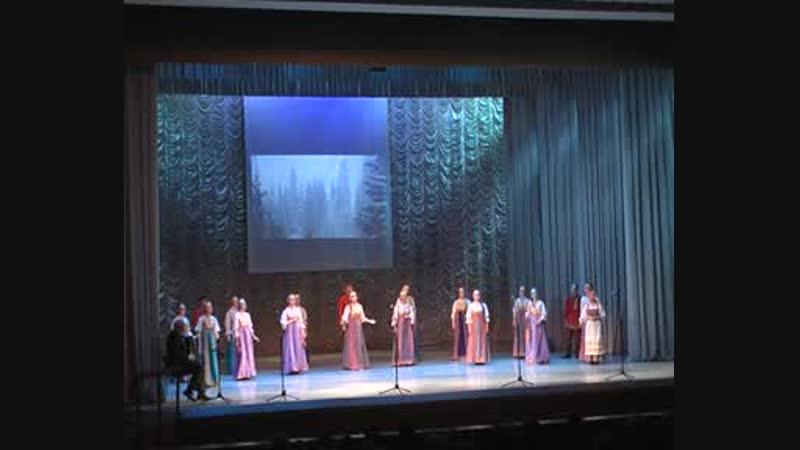 26.04.2016. Отчетный концерт. (театр оперы и балета) 1ч.