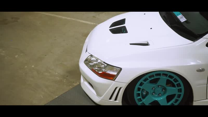 Olivers Mitsubishi Lancer Evo VII | Perfect Stance