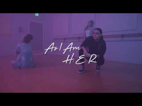 As I Am - H.E.R. @herofficialmusic | Joesar Alva Choreography
