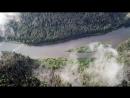 Река Мана Район посёлка Береть Очень красивое место