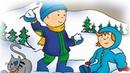 🔴 LIVE - Caillou Winter Fun   BEST CARTOONS FOR CHILDREN   Cartoon Movie   Funny animated cartoons