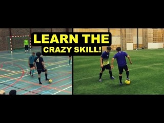 Learn The Amazing Futsal Skill Tutorial