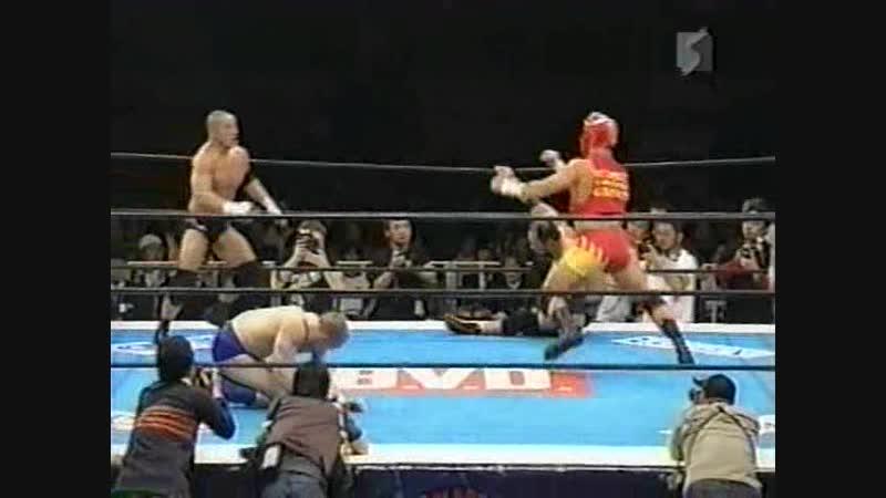 NJPW Hyper Battle 2004 - Tag 9 (12.03.2004)