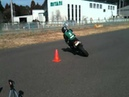 Moto Gymkhana R8ing Figure 8 plus Rotations