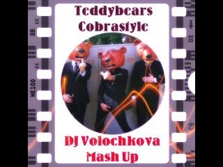 Teddybears-Cobrastyle (DJ Volochkova Mash Up)