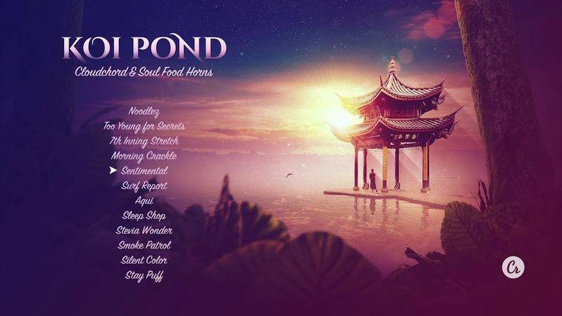 Cloudchord x Soul Food Horns - Koi Pond LP