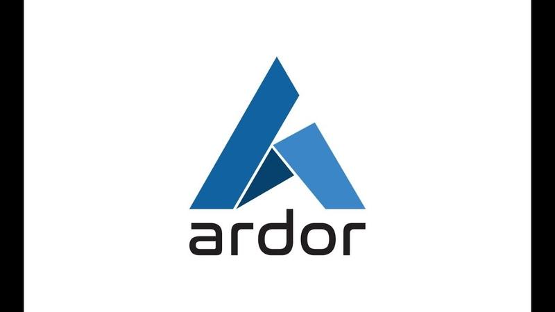 Анализ и прогноз Ардор (Ardor ARDR) Легкие смартконтракты Smart Contracts 2.0