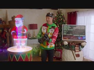 Я буду на Рождество по соседству / I'll Be Next Door for Christmas (2018) BDRip 720р [vk.com/Feokino]