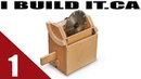 EPIC Table Saw Build - The Lift and Tilt