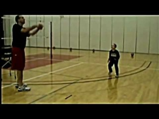 Drew Hudson: 6 year old Volleyball Prodigy