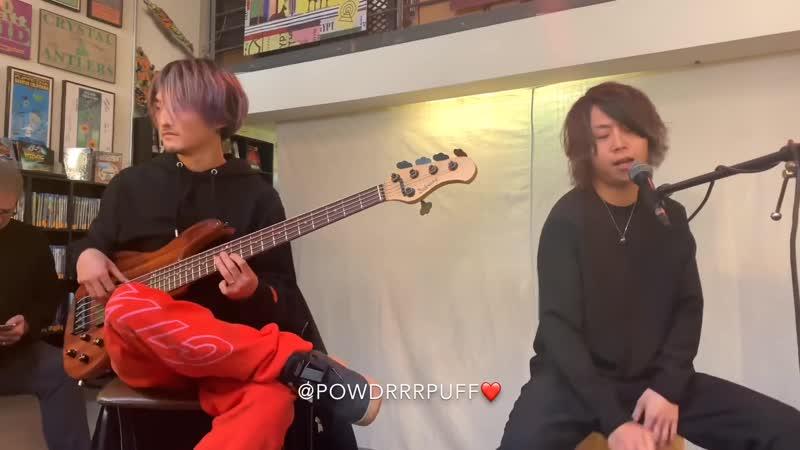 ONE OK ROCK Change acoustic perfomance in LA