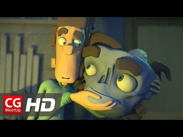 CGI Animated Short Film HD Roommate Wanted - Dead or Alive by Monkey Tennis Animation | CGMeetup