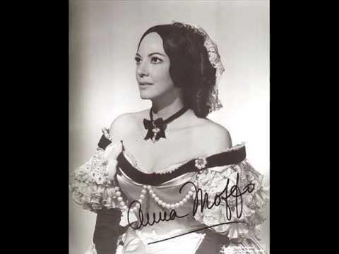 Anna Moffo Vanne, o rosa fortunata... Bellini