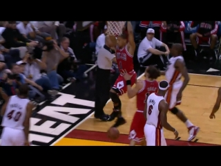 Derrick Roses Three Monster Dunks