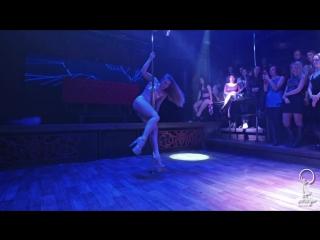Ульяна Ковалева   Exotic Pole Dance   Indigo Birthday 2017