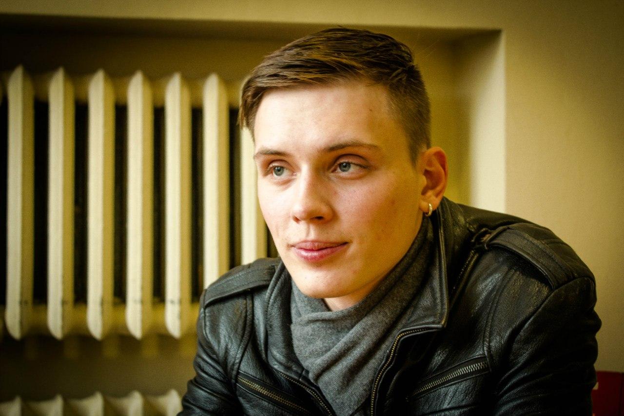 Дмитрий Голубев