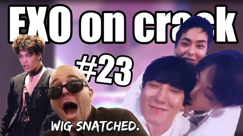 EXO on crack 23 What's happening