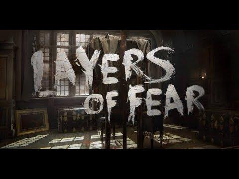 Стримим с женой проходим дальше!2 Психоделический ужас Layers of Fear.