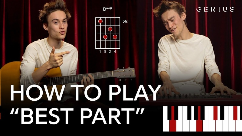 """How To Play Daniel Caesar H.E.R.'s """"Best Part"""" With Jacob Collier"""