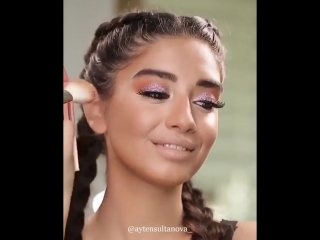 Тот момент, когда даже макияж не испортил красоту! ❤