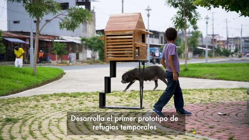 La Casita del Barrio Refugio Temporal para animales en abandono Natura Futura