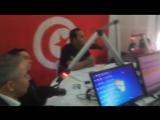 Выступление на радио оргкомитета МКФИ
