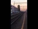 Россошь прибытие поезда Утро