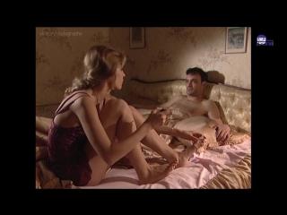 Олеся Судзиловская - Бандитский Петербург 5.Опер (2003) - Серия 2 (1080i) Голая? Нет: белье, ножки