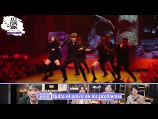 [sub esp] 18/11/10 - lay @ detrás de escenas del programa idol hits.
