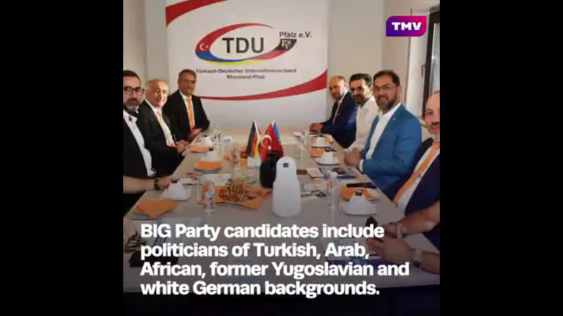 These German Muslims have started their own political party. Do Muslims need their own political parties?