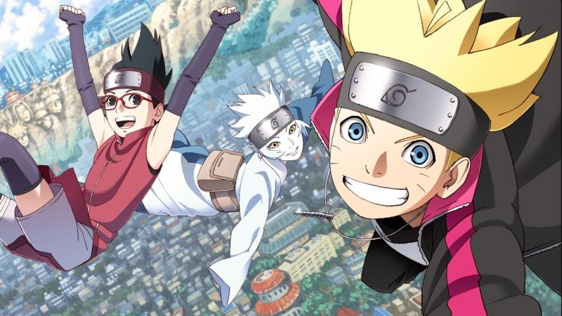 Боруто Новое поколение 59 серия Boruto Naruto Next Generations 59 episode