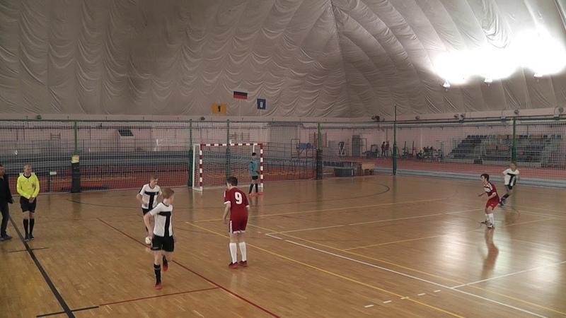 Северянин - ВСК 03-04 2 тайм